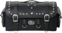 Hepco & Becker leather-handbag Buffalo Custom 30Ltr. Black