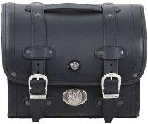 Hepco & Becker leather-Smallbag Buffalo 17Ltr., Black