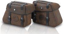 Hepco & Becker set de maletas Rugged C-Bow, Marrón