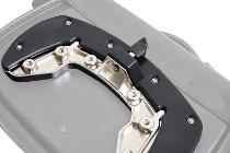 Hepco & Becker Single bag Strayker for C-Bow sidecarrier, Black