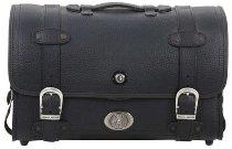 Hepco & Becker Leather-Handbag Liberty, Black