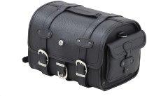 Hepco & Becker leather Handbag Liberty-Solorack, Black