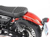 Hepco & Becker C-Bow Sidecarrier, Black - Moto Guzzi V 9 Roamer (2016->)