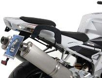 Hepco & Becker Sidecarrier, Black - Aprilia Tuono 1000 R / Factory .2009->2011