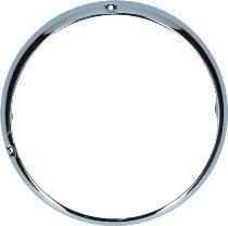 Moto Guzzi Head light chrome ring - Griso, Breva, Bellagio, V7 I+II, V11 Ballabio, Nevada...