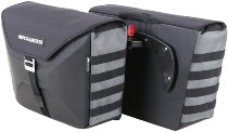 Hepco & Becker Sidebags set Xtravel for C-Bow side carrier, Anthracite