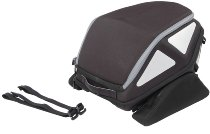 Hepco & Becker rear bag Royster with belt attachment, black/grey