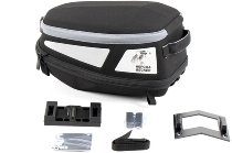 Hepco & Becker Royster rearbag Sport incl. Lock-it attachment, Black / Grey