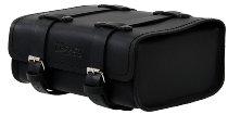 Hepco & Becker Legacy rear bag leather 4 Liter, Black