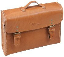 Hepco & Becker Legacy Leather Briefcase for C-Bow carrier, Sand brown