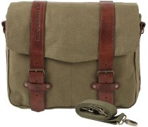 Hepco & Becker Legacy courier bag L for C-Bow carrier, Green
