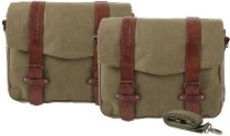 Hepco & Becker Legacy courier bag L/L for C-Bow carrier, Green