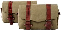 Hepco & Becker Legacy courier bag set M/M for C-Bow carrier, Green