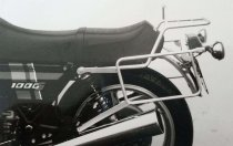 Hepco & Becker Side- and Topcasecarrierset, Chrome - Moto Guzzi Le Mans 1000 S