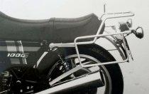Hepco & Becker Tube Topcasecarrier, Chrome - Moto Guzzi Le Mans 1000 S