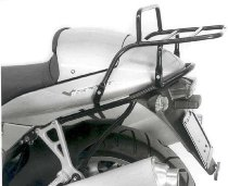 Hepco & Becker Tube Topcasecarrier, Black - Moto Guzzi V 11 Sport (2001->2003)