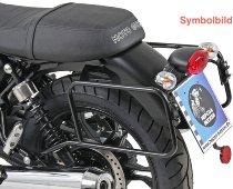 Hepco & Becker Sidecarrier permanent mounted, Chrome - Moto Guzzi V 7 II (2015->2016)