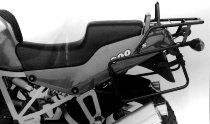 Hepco & Becker Side- and Topcasecarrierset, Black - Ducati 600SS(1994-1998)/750SS (1991-1997)/900SS