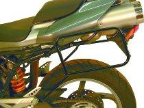 Hepco & Becker Sidecarrier permanent mounted, Black - Ducati Multistrada 620/Multistrada 1000