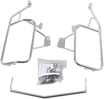 Hepco & Becker Side carrier Cutout, Stainless Steel - BMW R 1200 GS(2004-2012)/Adventure (2006-2013)