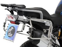 Hepco & Becker Side carrier Cutout, Stainless Steel - BMW R 1200 GS LC (2013->2018)