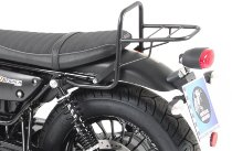 Hepco & Becker Tube Topcasecarrier, Black - Moto Guzzi V 9 Bobber (short seat) 2016->