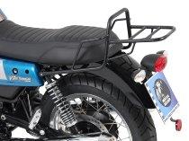 Hepco & Becker Tube Topcasecarrier, Black - Moto Guzzi V 7 III Carbon / Milano / Rough (2018->)