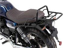Hepco & Becker Tube rear rack, Black - Moto Guzzi V 7 Special / Stone / Centenario (850ccm) (2021->)
