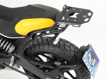 Hepco & Becker Minirack soft luggage rear rack, Black - Ducati Scrambler 800 (2015->2018)