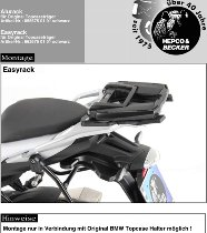 BMW Easyrack für originalen BMW-Topcaseträger S 1000 XR ab Bj. 2