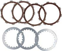 Adige Clutch kit complete - Aprilia 50 AF1, Classic, Europa, Tuareg, SX, RS, RX...