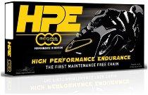 Regina chain 520 ZRP 100 links open + rivet lock