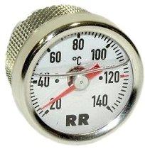 RR Oil thermometer white M22x1,5x22 - Ducati 600-900 SS, Monster..., Cagiva 900 Elefant, Husqvarna