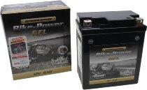 intAct Bike-Power Gel Batterie YT7B-4 12V 6AH