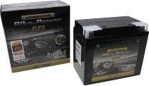 intAct Bike-Power Gel Batterie YB16-B 12V 19AH
