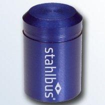 stahlbus Dust Cap Groove, blue