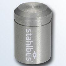 stahlbus Dust cap Groove, aluminium