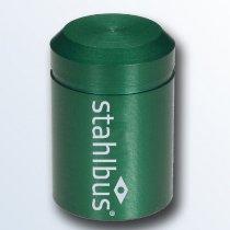 stahlbus Dust Cap Groove, green