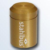 stahlbus Dust Cap Groove, golden
