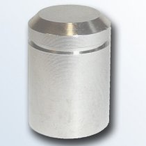 stahlbus Dust Cap Groove, nickel-plated