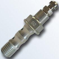 stahlbus Double banjo bolt with bleeder valve M10x1,25x29mm, aluminium