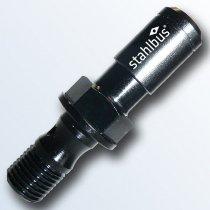 stahlbus Hohlschraube mit Entlüftungsventil M10x1x19mm