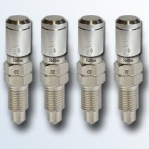 stahlbus 4er-Set Entlüftungsventile 5/16 Zoll-24UNFx16mm