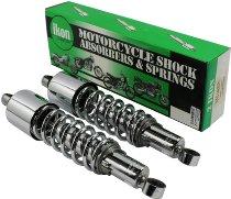 IKON shock absorber, chrome - Moto Guzzi 1100 California, EV, ...