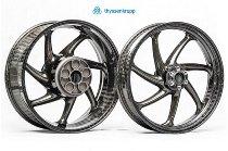 thyssenkrupp Carbon wheel rim set BMW S1000 R/RR, HP4, Style 1