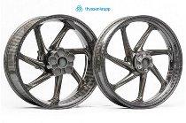 thyssenkrupp Carbon wheel rim set BMW S1000 R/RR, HP4, Style 2