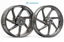 thyssenkrupp Carbon Felgensatz BMW HP4 Race, Style 2