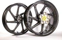 thyssenkrupp Carbon wheel rim set Ducati Panigale 959, Style 1