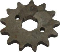 PBR pinion wheel steel, 13/420 - Honda 50 C LAG, 50 MBX-SDF, 50 SS-Z, 50 CY, 50 C LAE