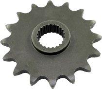 PBR pinion wheel steel, 14/520 - Aprilia 125 Rally, - Gilera 50 R-1` 86-87